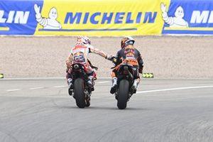 Miguel Oliveira, Red Bull KTM Factory Racing, Marc Marquez, Repsol Honda Team