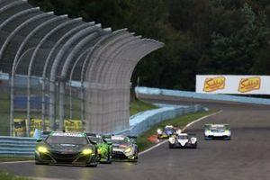 #66 Gradient Racing Acura NSX GT3, GTD: Till Bechtolsheimer, Marc Miller