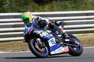Eugene James McManus, WRP Wepol Racing