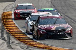 Bubba Wallace, 23XI Racing, Toyota Camry Dr. Pepper