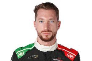 #111 GRT Grasser Racing Team Lamborghini Huracan GT3, GTD: Mirko Bortolotti