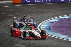 Lucas Di Grassi, Audi Sport ABT Schaeffler, Audi e-tron FE07, Robin Frijns, Envision Virgin Racing, Audi e-tron FE07