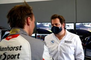 Niclas Königbauer, directeur de Walkenhorst Motorsport