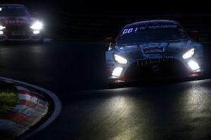 #6 Haupt Racing Team Mercedes AMG GT3: Hubert Haupt, Patrick Assenheimer, Nico Bastian, Maro Engel