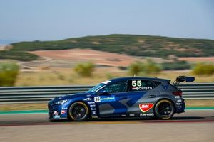 Bence Boldizs, Zengo Motorsport Drivers' Academy CUPRA Leon Competición