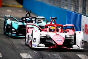 Sergio Sette Camara, Dragon Penske Autosport, Penske EV-5, Sam Bird, Jaguar Racing, Jaguar I-TYPE 5