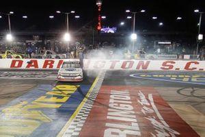 Ganador Sheldon Creed, GMS Racing, Chevrolet Silverado
