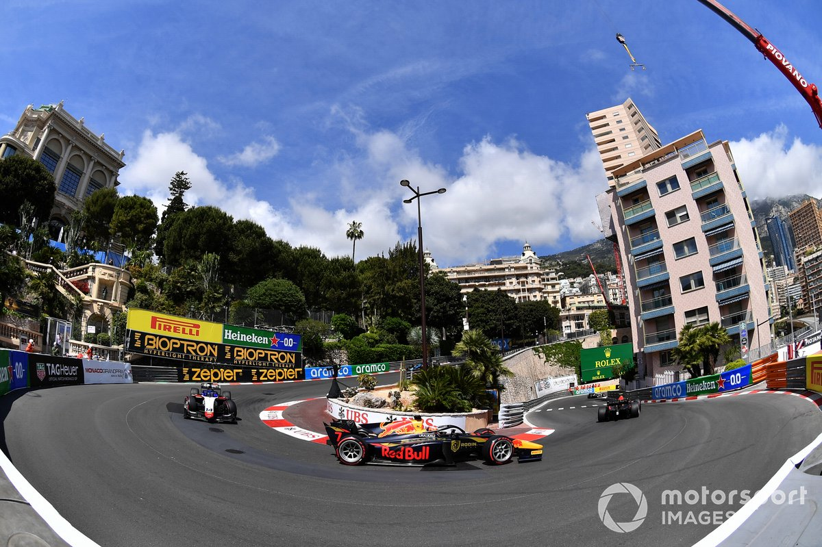 David Beckmann, Charouz Racing System Liam Lawson, Hitech Grand Prix
