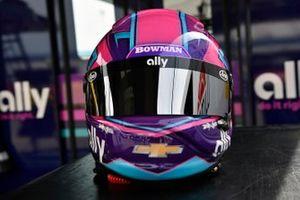 Alex Bowman, Hendrick Motorsports, Chevrolet Camaro Ally Neon Lights