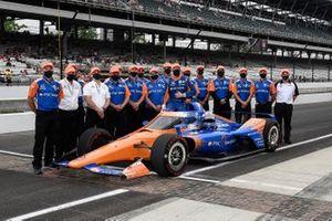 Scott Dixon, Chip Ganassi Racing Honda team