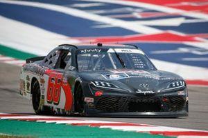 Timmy Hill, Motorsports Business Management, Toyota Supra CrashClaimsR.US