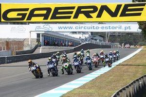 Start der Supersport-Klasse in Estoril 2021