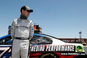 Ben Rhodes, Spire Motorsports, Chevrolet Camaro Kaeding Performance