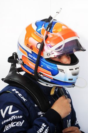#24 Algarve Pro Racing Oreca 07 - Gibson: Diego Menchaca