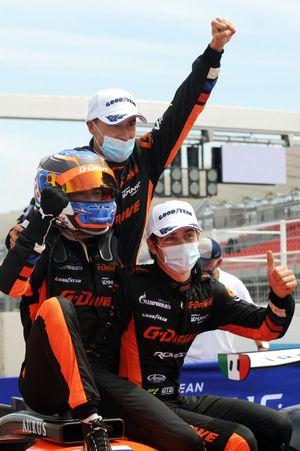 #26 G-Drive Racing Aurus 01 - Gibson: Roman Rusinov, Franco Colapinto, Nyck De Vries