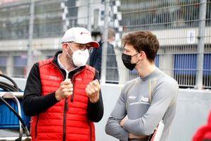 Chris Reinke, Audi Customer Racing, #32 Team WRT Audi R8 LMS: Charles Weerts