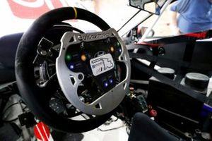 Steering wheel for Robert Wickens