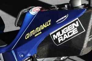 Esponsorama MotoGP dettagli della moto