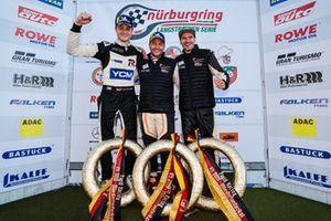 #910 Teichmann Racing KTM X-Bow GTX: Manuel Amweg, Florian Wolf, Felix Von Der Laden