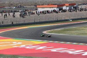 Tito Rabat, Kawasaki Puccetti Racing, Isaac Vinales, Orelac Racing Verdnatura