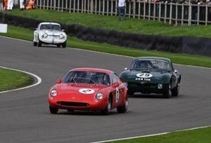 Ronnie Hoare Trophy Michael Gans Abarth Simca 2000 Corsa