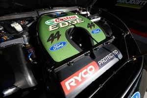 Tickford Racing Supercars V8 engine