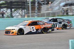 Tyler Reddick, Richard Childress Racing, Chevrolet Camaro Cheddar's Scratch Kitchen, Quin Houff, StarCom Racing, Chevrolet Camaro 8 Ball Whiskey