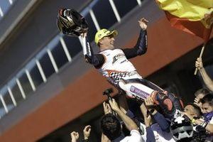 Wereldkampioen Albert Arenas, Aspar Team