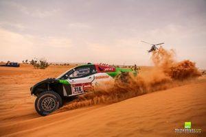 #316 SRT Racing Century: Yasir Seaidan, Alexey Kuzmich