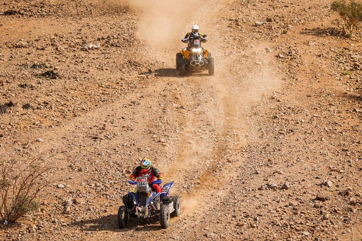 #164 MX Devesa by Berta Yamaha: Santiago Hansen, #175 Team Can Am Martinez: Leonardo Martinez
