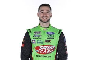 Anthony Alfredo, Front Row Motorsports Ford