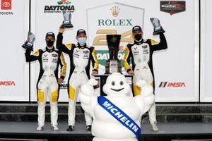 2. GTLM: #4 Corvette Racing Corvette C8.R, GTLM: Tommy Milner, Nick Tandy, Alexander Sims