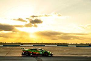 #19 GRT Grasser Racing Team Lamborghini Huracan GT3, GTD: Stephen Simpson, Franck Perera, Tim Zimmermann