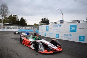 Lucas Di Grassi, Audi Sport ABT Schaeffler, Audi e-tron FE07, Nyck de Vries, Mercedes Benz EQ, EQ Silver Arrow 02