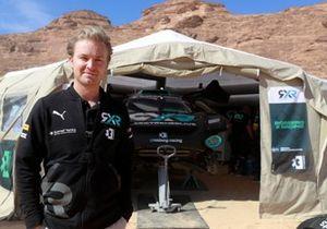Nico Rosberg, fondateur et PDG de Rosberg X Racing