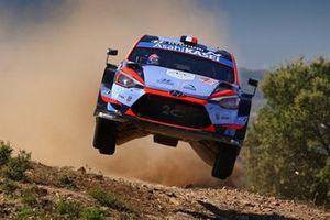 Pierre-Louis Loubet, Vincent Landais, Hyuindai i20 Coupe WRC
