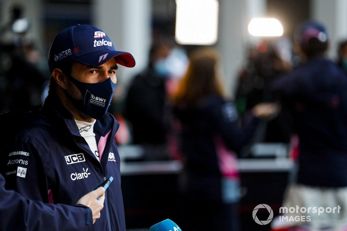 Серхио Перес, Racing Point