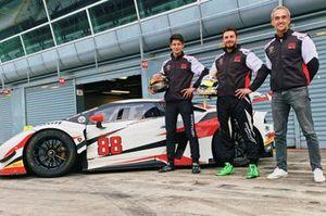 Jonathan Cecotto, Pietro Perolini, Luca Pirri Ardizzone, LP Racing, Lamborghini Huracan GT3 Evo