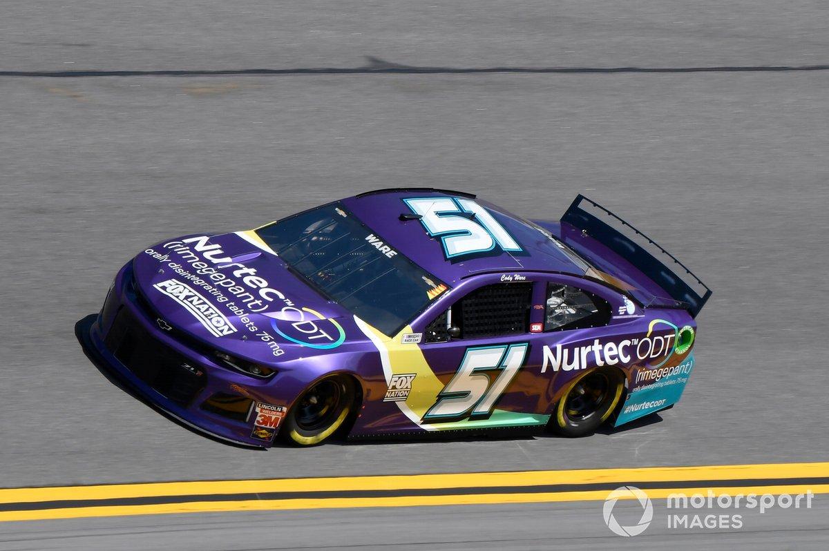 35. Cody Ware - Petty Ware Racing