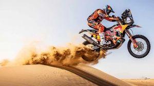 KTM Red Bull 2021 Dakar