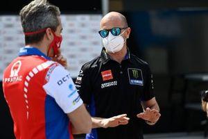 Massimo Meregalli, Pramac Rracing, Franceso Guidotti, Yamaha Factory Racing