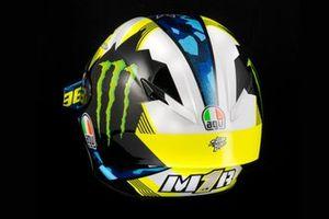 Helmet of Joan Mir, Team Suzuki MotoGP