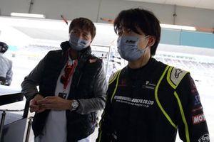 Nobuharu Matsushita, Satoshi Motoyama, B-Max Racing Team