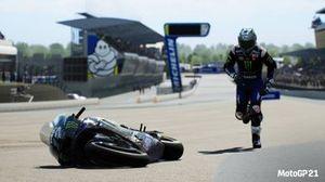 Bike retrieval MotoGP 21