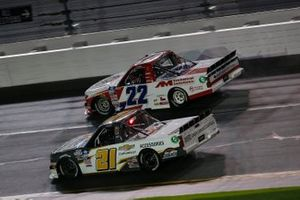 Austin Wayne Self, AM Racing, Chevrolet Silverado, Zane Smith, GMS Racing, Chevrolet Silverado Chevy