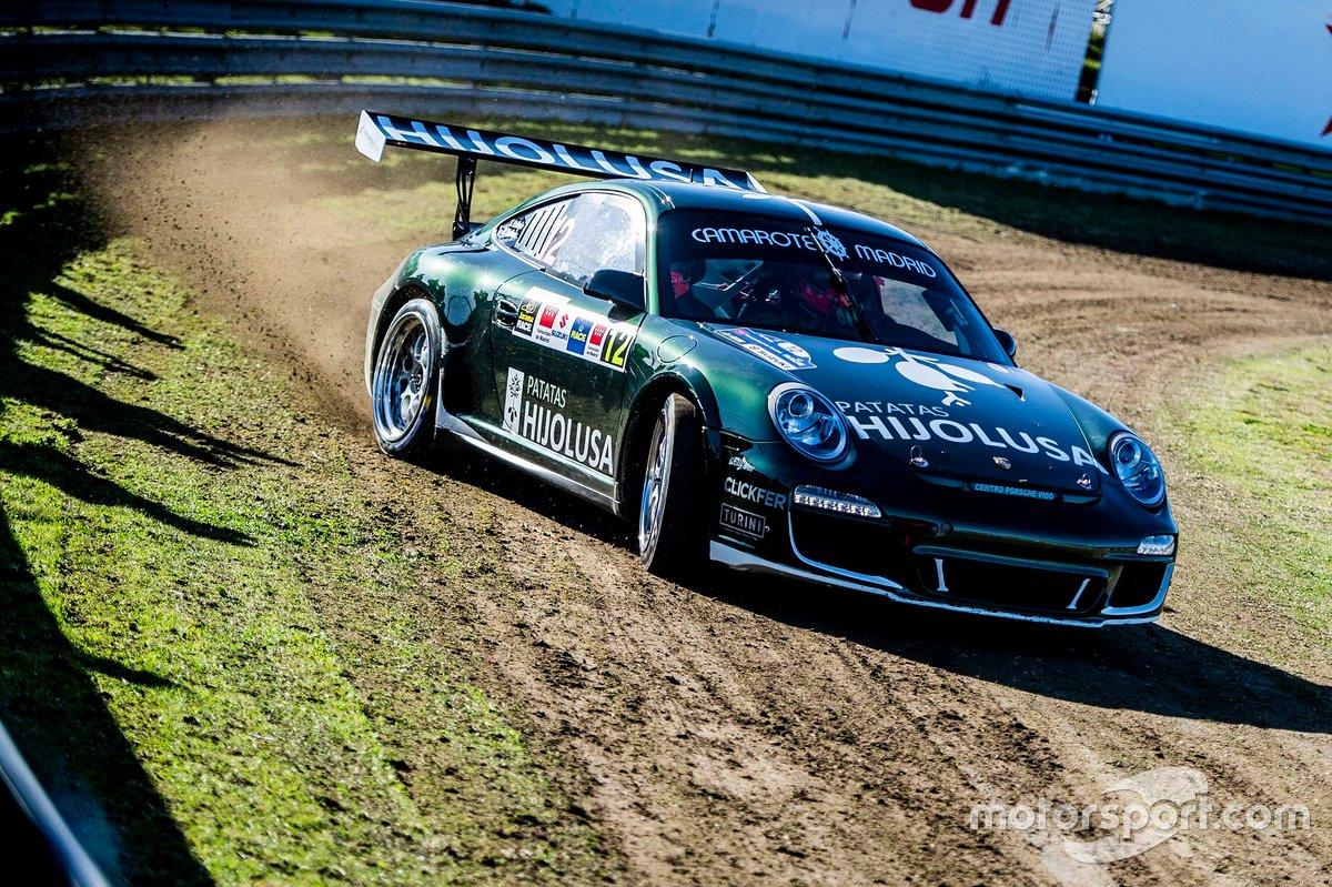 Diego y Sergio Vallejo, Porsche 997 GT3