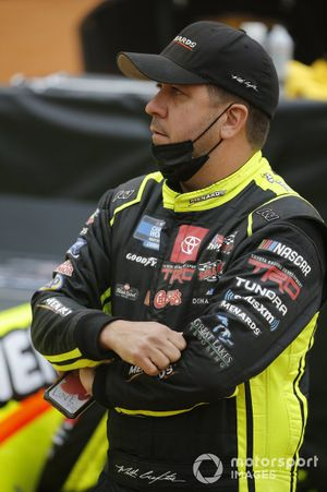 Matt Crafton, ThorSport Racing, Toyota Tundra ThorSport Racing