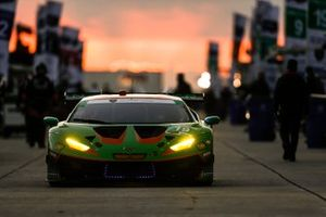#19 GRT Grasser Racing Team Lamborghini Huracan GT3, GTD: Franck Perera, Tim Zimmermann, Stephen Simpson