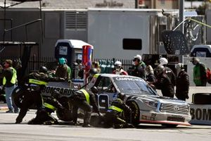 Ben Rhodes, ThorSport Racing, Toyota Tundra Bombardier Learjet