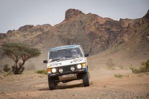 #215 Classics Competicio Land-Rover: Juan Llopis, Francesc Xavier, Guillem Coromines